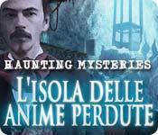 Funzione di screenshot del gioco Haunting Mysteries: L'isola delle anime perdute