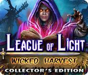 Funzione di screenshot del gioco League of Light: Wicked Harvest Collector's Edition