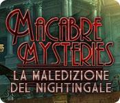 Funzione di screenshot del gioco Macabre Mysteries: La maledizione del Nightingale