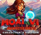 Funzione di screenshot del gioco Moai VI: Unexpected Guests Collector's Edition