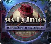 Funzione di screenshot del gioco Ms. Holmes: The Monster of the Baskervilles Collector's Edition