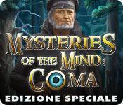Funzione di screenshot del gioco Mysteries of the Mind: Coma Edizione Speciale