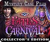 Funzione di screenshot del gioco Mystery Case Files®: Fate's Carnival Collector's Edition