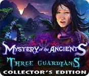 Funzione di screenshot del gioco Mystery of the Ancients: Three Guardians Collector's Edition