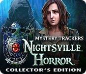 Funzione di screenshot del gioco Mystery Trackers: Nightsville Horror Collector's Edition