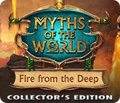 Funzione di screenshot del gioco Myths of the World: Fire from the Deep Collector's Edition