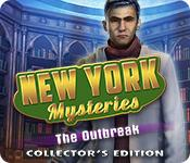 Funzione di screenshot del gioco New York Mysteries: The Outbreak Collector's Edition