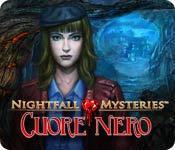 Funzione di screenshot del gioco Nightfall Mysteries: Cuore nero