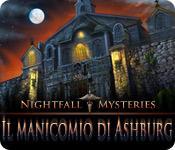 Funzione di screenshot del gioco Nightfall Mysteries: Il manicomio di Ashburg
