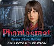 Funzione di screenshot del gioco Phantasmat: Remains of Buried Memories Collector's Edition