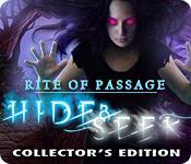 Funzione di screenshot del gioco Rite of Passage: Hide and Seek Collector's Edition