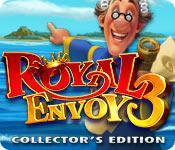 Funzione di screenshot del gioco Royal Envoy 3 Collector's Edition