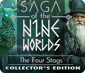 Funzione di screenshot del gioco Saga of the Nine Worlds: The Four Stags Collector's Edition