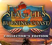Funzione di screenshot del gioco Sea of Lies: Burning Coast Collector's Edition