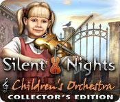 Funzione di screenshot del gioco Silent Nights: Children's Orchestra Collector's Edition