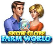 Funzione di screenshot del gioco Snow Globe: Farm World