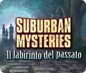 Funzione di screenshot del gioco Suburban Mysteries: Il labirinto del passato