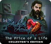 Funzione di screenshot del gioco The Andersen Accounts: The Price of a Life Collector's Edition