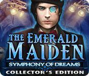 Funzione di screenshot del gioco The Emerald Maiden: Symphony of Dreams Collector's Edition