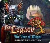 Funzione di screenshot del gioco The Legacy: The Tree of Might Collector's Edition