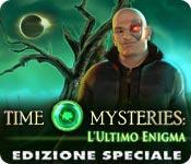 Funzione di screenshot del gioco Time Mysteries: L'Ultimo Enigma Edizione Speciale