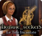 Funzione di screenshot del gioco Treasure Seekers: Le tele incantate