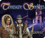 Treasure Seekers: Segui i fantasmi game play