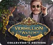 Funzione di screenshot del gioco Vermillion Watch: Parisian Pursuit Collector's Edition