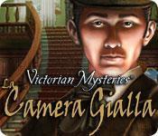 Funzione di screenshot del gioco Victorian Mysteries: La camera gialla