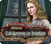 Funzione di screenshot del gioco Victorian Mysteries: La donna in bianco