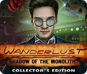 Funzione di screenshot del gioco Wanderlust: Shadow of the Monolith Collector's Edition