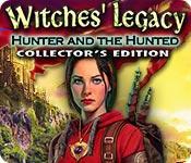 Funzione di screenshot del gioco Witches' Legacy: Hunter and the Hunted Collector's Edition