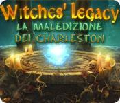 Funzione di screenshot del gioco Witches' Legacy: La maledizione dei Charleston
