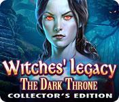 Funzione di screenshot del gioco Witches' Legacy: The Dark Throne Collector's Edition