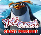 Funzione di screenshot del gioco Yeti Quest: Crazy Penguins