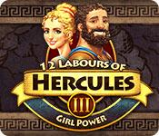 機能スクリーンショットゲーム ヘラクレスの 12 の功業その 3:女の力