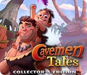 機能スクリーンショットゲーム Cavemen Tales Collector's Edition