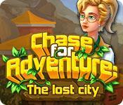 機能スクリーンショットゲーム チェイス フォー アドベンチャー:ロスト・シティ