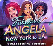 機能スクリーンショットゲーム Fabulous: Angela New York to LA Collector's Edition