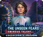 機能スクリーンショットゲーム The Unseen Fears: Ominous Talent Collector's Edition