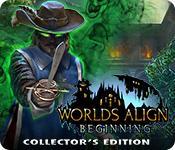 機能スクリーンショットゲーム Worlds Align: Beginning Collector's Edition