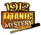 Functie screenshot spel 1912: Titanic Mystery