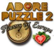 Adore Puzzle 2: Flavors of Europe game play
