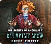 The Agency of Anomalies: De Laatste Show Luxe Editie game play