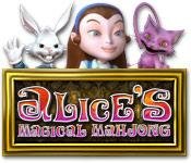 Functie screenshot spel Alice's Magical Mahjong