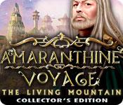 Functie screenshot spel Amaranthine Voyage: The Living Mountain Collector's Edition