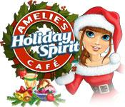Amelie's Cafe: Holiday Spirit game play