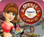 Functie screenshot spel Amelie's Cafe