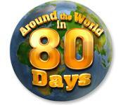 Functie screenshot spel Around the World in 80 Days