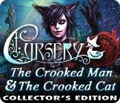 Functie screenshot spel Cursery: The Crooked Man and the Crooked Cat Collector's Edition